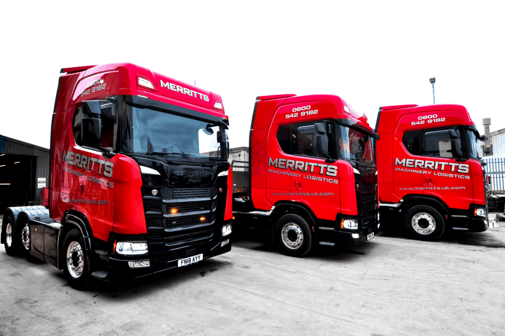Transport Solutions | Merritts Heavy Machinery Movers