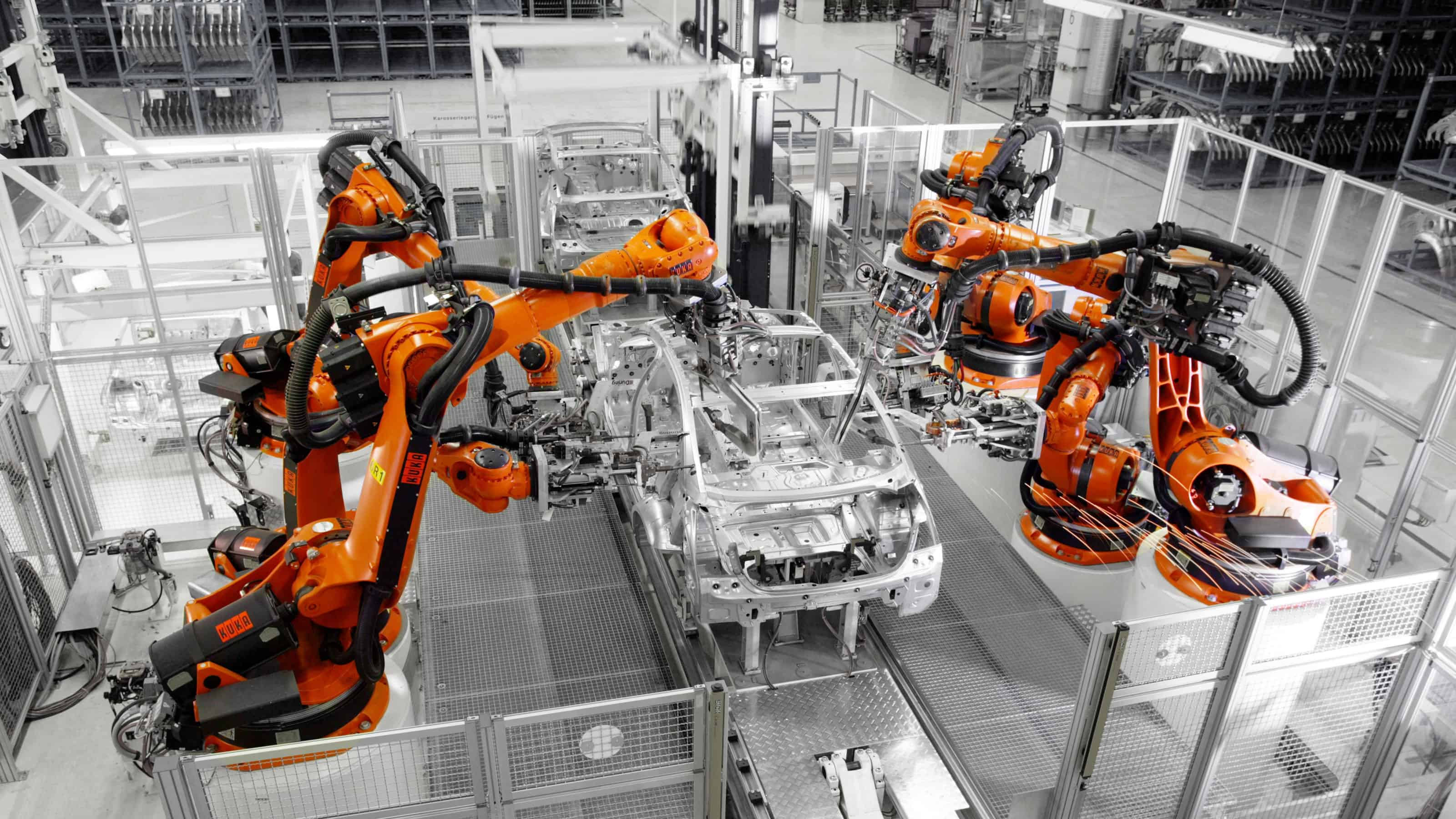 Automotive Plant De-commissioning
