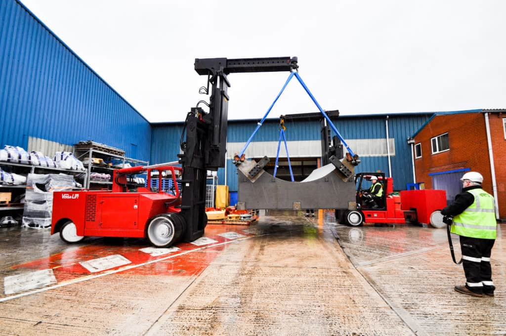 Factory Relocation | Heavy Machinery Moving
