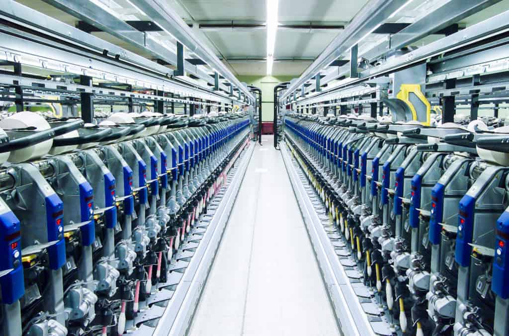 Textile Machinery Movers