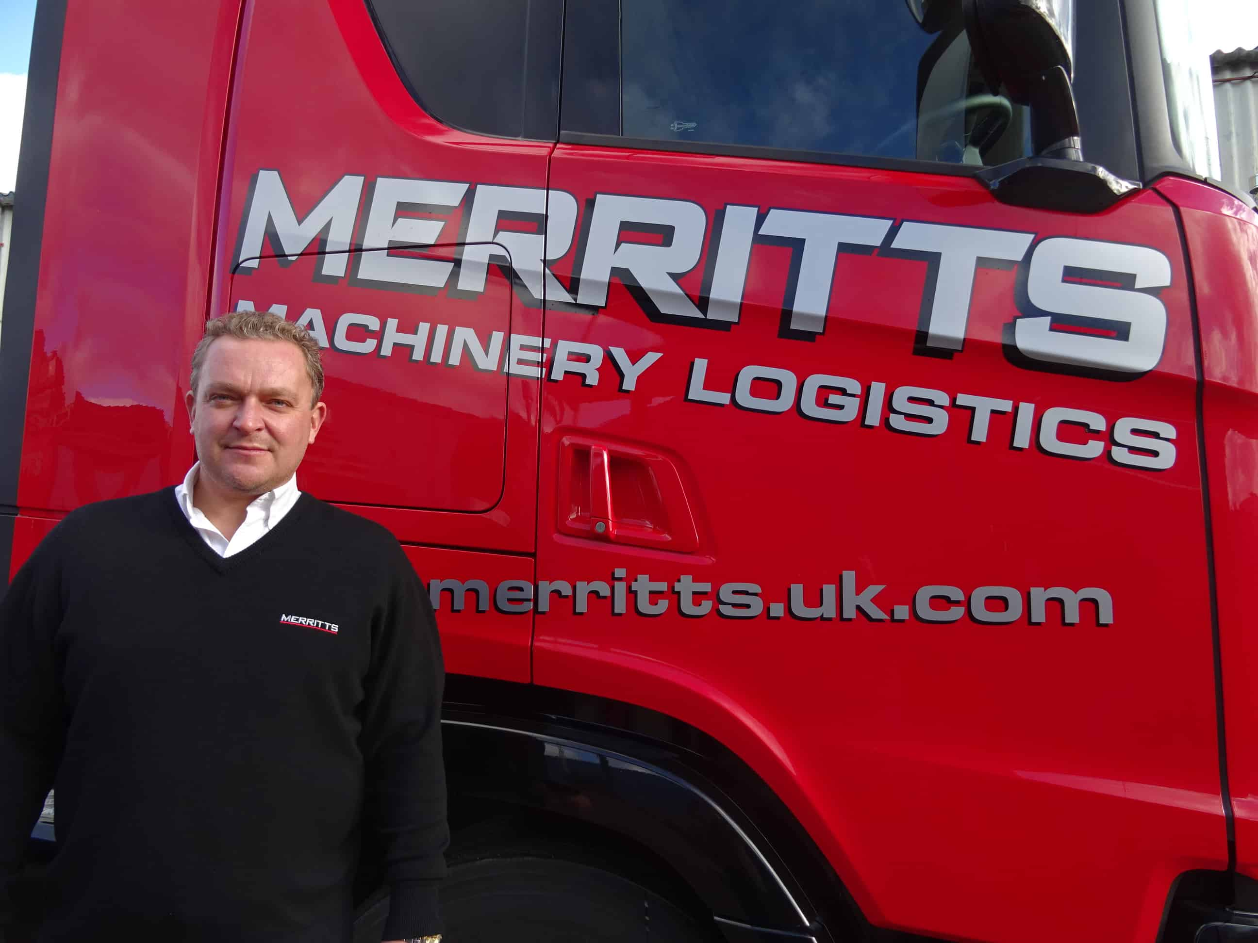 James Merritt | Merritts Heavy Machinery Movers