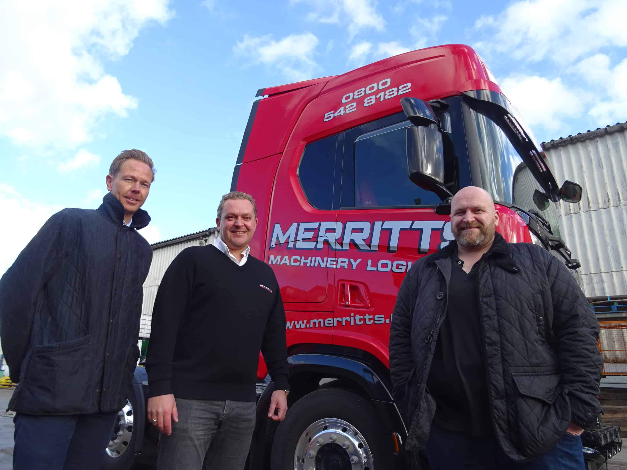 Merritts Heavy Machinery Movers | Growth Plans