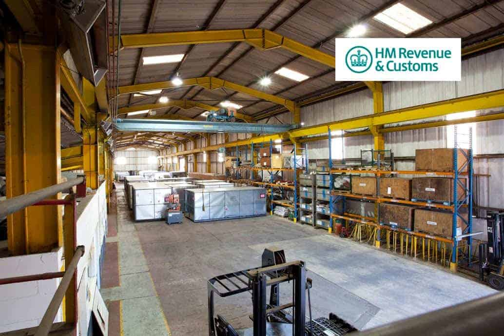 Bonded Warehousing Services | Merritts Storage Solutions