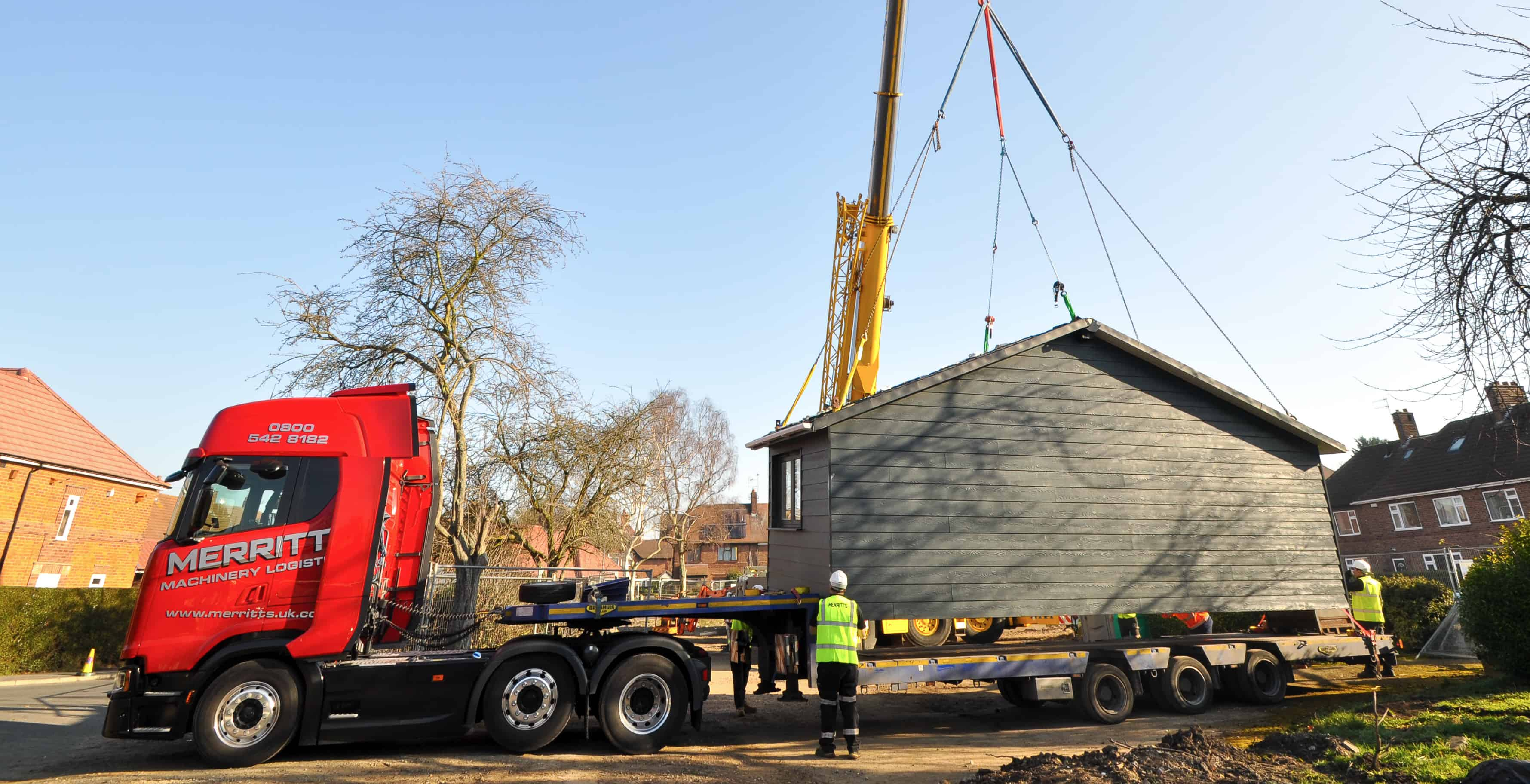 Specialist Lifting and Haulage