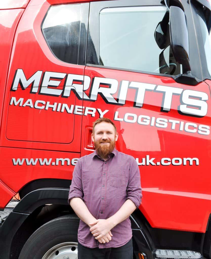 Merritts | Heavy Machinery Movers | Thomas Farrelly